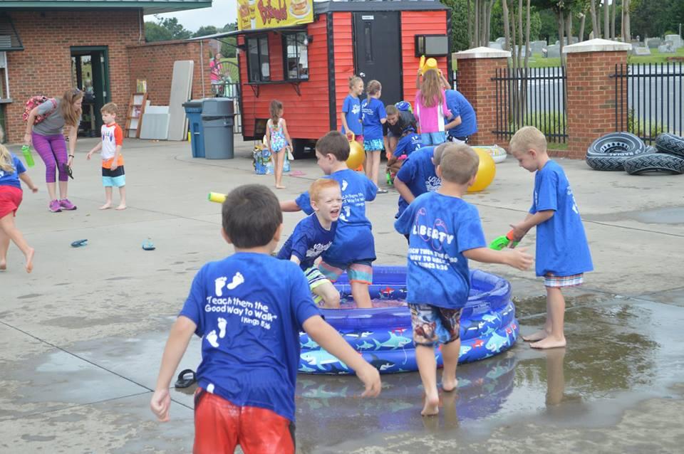 Splash Day
