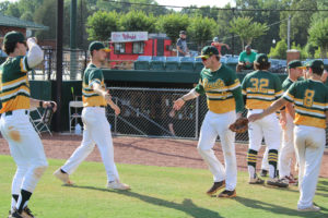 Forest City Topples HiToms 12-4